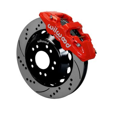 "Wilwood AERO6 Front Brake Kit, 14"" Rotors - 140-15305"