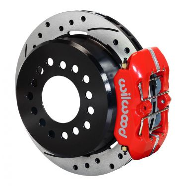 "Wilwood Forged Dynapro Rear Brake Kit, 11"" Rotors - 140-11385"