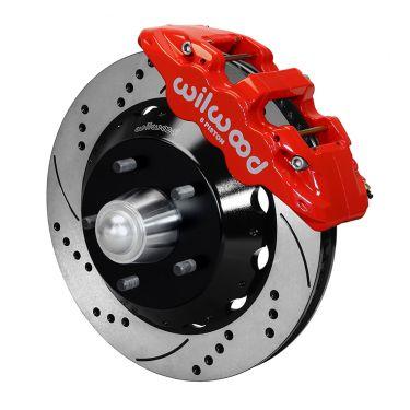 "Wilwood AERO6 Front Brake Kit, 14"" Rotors - 140-13692"