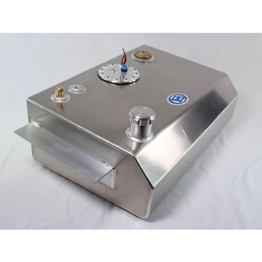 Boyd Aluminum Fuel Tank, Bed Fill, EFI Aeromotive Stealth Pump - 1963-72 C10