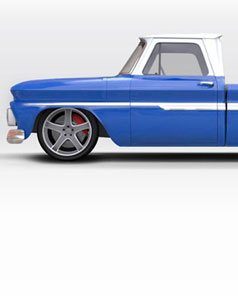 1960-62 Chevy Trucks