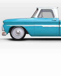 1963-66 Chevy Trucks