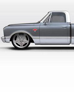 1967-72 Chevy Trucks