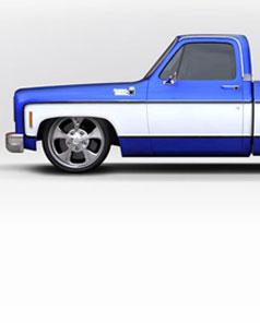 1973-87 Chevy Trucks