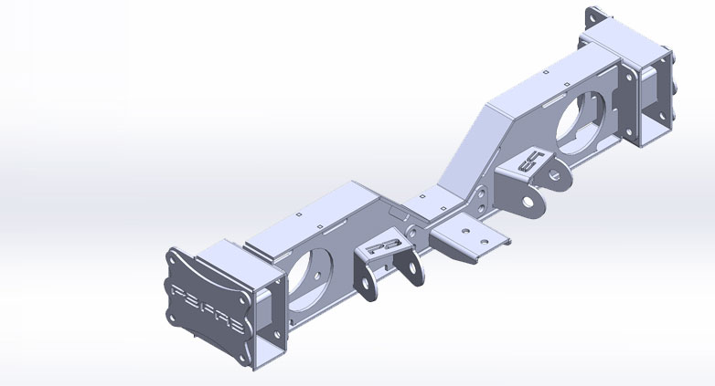 Trailing Arm Crossmembers